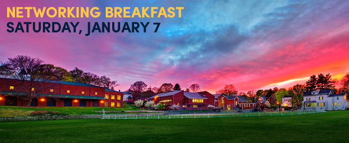 Networking Breakfast: January 7